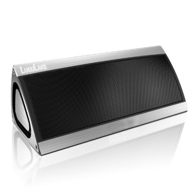 LuguLake Triangle 10Watt Portable Bluetooth Speaker Wireless Stereo Speaker 2200mAh Rechargeable Battery-Bass Enhancement