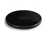LuguLake Ultra Thin Qi Enabled Wireless Charger Charging Pad For Qi-Enabled Phones and Tablets