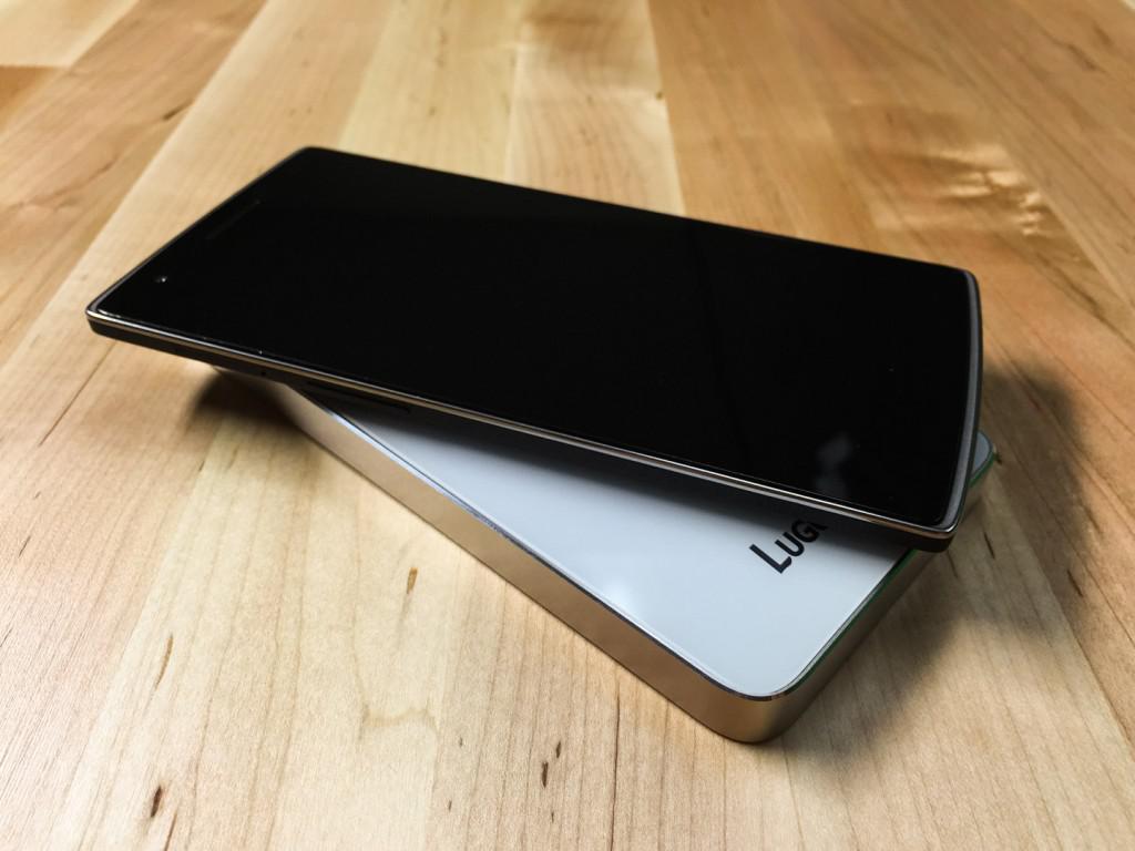 LuguLake wireless charger